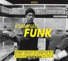 Sampled Funk, CD