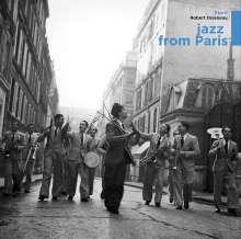 Jazz From Paris (Robert Doisneau Edition) (remastered) (Green Vinyl), LP