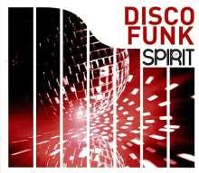 Spirit Of Disco Funk, 4 CDs