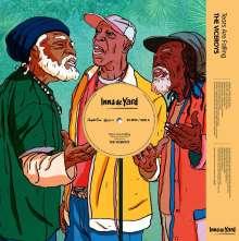 "Inna De Yard/The Viceroys: Tears Are Falling/Row Fisherman, Single 12"""