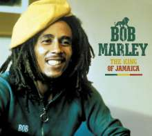 Bob Marley (1945-1981): The King Of Jamaica (180g), LP