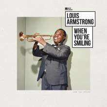 Louis Armstrong (1901-1971): When You're Smiling (remastered) (180g), LP