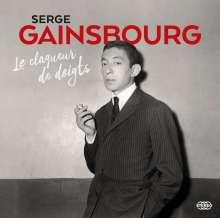 Serge Gainsbourg: Le claqueur de doigts (180g), LP