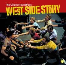 Leonard Bernstein (1918-1990): Filmmusik: West Side Story (The Original Soundtrack Recording) (remastered) (180g), LP