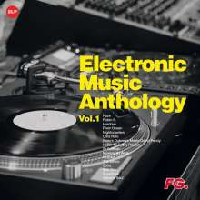 Electronic Music Anthology Vol. 1 (remastered), 2 LPs