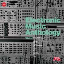 Electronic Music Anthology 02, 2 LPs