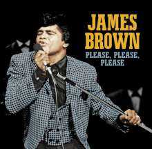 James Brown: Please, Please, Please (remastered) (Limited Edition) (+ Vinylbag), LP