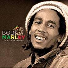 Bob Marley (1945-1981): The Reggae Legend (remastered) (Limited Edition), 5 LPs
