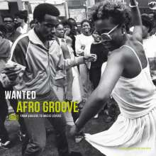 Wanted Afro Groove (180g), LP