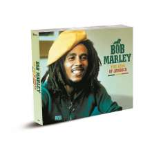 Bob Marley (1945-1981): The King Of Jamaica, 5 CDs