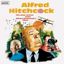 Filmmusik: Alfred Hitchcock (remastered), 2 LPs