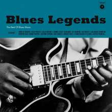 Blues Legends - The Best Of Blues Music (remastered) (Limited Edition Box), 3 LPs