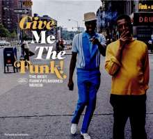 Give Me The Funk!, 3 CDs
