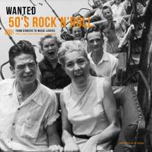 Wanted 50's Rock 'N' Roll, LP