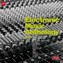 Electronic Music Anthology Vol.4 - Happy Music For Happy Feet, 2 LPs