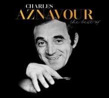 Charles Aznavour (1924-2018): The Best Of Charles Aznavour, 5 CDs