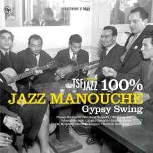 100% Jazz Manouche - Gypsy Swing (remastered), 2 LPs