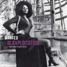 Wanted Blaxploitation (180g), LP