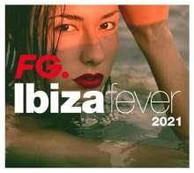 Ibiza Fever 2021, 4 CDs