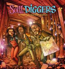 Soul Diggers (remastered), 2 LPs