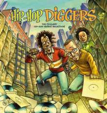 Hip-Hop Diggers (remastered), 2 LPs