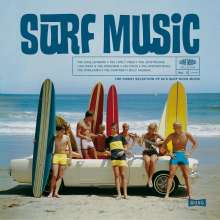Collection Surf Music Vol. 3 (remastered) (mono), LP