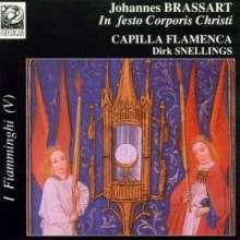 "Johannes Brassart (1400-1455): Missa ""In Festo Corporis Christi"", CD"