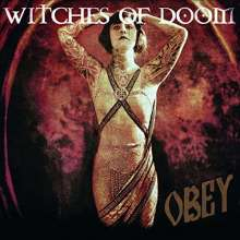Witches Of Doom: Obey, CD