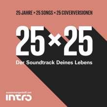 25 x 25 - 25 Jahre Intro, 2 CDs