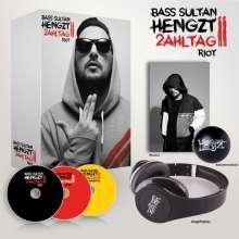 Bass Sultan Hengzt: 2ahltag: Riot (Limited-Boxset), 4 CDs