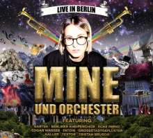 Mine: Mine & Orchester: Live In Berlin 2017, CD