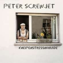 Peter Screwjet: Kneipenstressnomade, CD