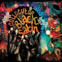 """Collocutor: Black Satin, Single 12"""""""