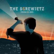 The Screwjetz: Persona Non Grata, CD