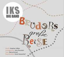 Stephan Völker: Bruders grosse Reise, CD