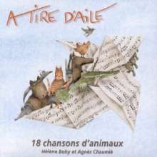 Agnes And Bohy Chaumie: A tire-d''aile : 18 cha, CD