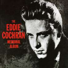 Eddie Cochran: Memorial Album, CD