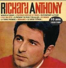 Richard Anthony: 10 ans-1959-1969, CD