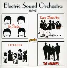 Electric Sound Orchestra: Meets Beatles / Hollies / Shadows / Dave Clark, CD