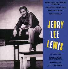 Jerry Lee Lewis: Great Balls Of Fire, CD