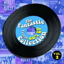 Fantastic French 60s EP Collection 2, 2 CDs