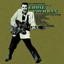 Eddie Cochran: The Very Best - 10th Annivers., CD