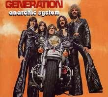 Anarchic System: Generation Vol.2, CD