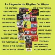 La Legende Du Rhythm 'n' Blues, CD