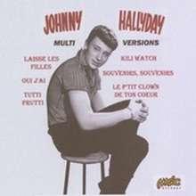 Johnny Hallyday: Multi Versions, CD