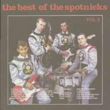The Spotnicks: The Best Of The Spotnicks Vol. 2, CD