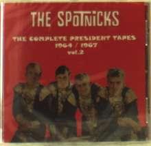 The Spotnicks: The Complete President Tapes, CD