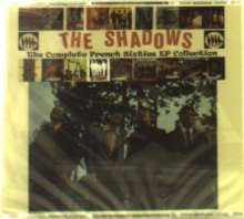 The Shadows: The Complete French Sixties EP Collection, 3 CDs