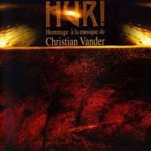 Hur - Hommage a la musique de Chritian Vander, 2 CDs