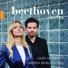 Ludwig van Beethoven (1770-1827): Stücke für Mandoline und Klavier, CD